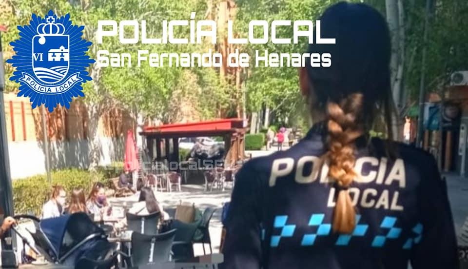 Policía Local ha impuesto más de 1.000 sanciones desde el inicio de la pandemia