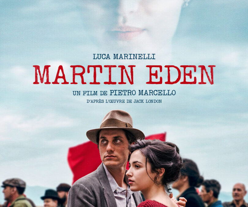 El programa 'Jueves de Cine' rinde tributo al libro con 'Martin Eden'