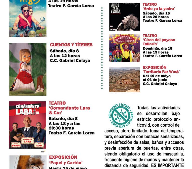 La película 'Verano del 85' y la chispa gaditana de 'Comandante Lara', entre las propuestas culturales para disfrutar del fin de semana en San Fernando de Henares