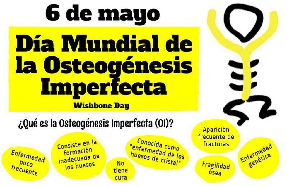 El Ayuntamiento de San Fernando de Henares se une a la conmemoración por el Día de la Osteogénesis Imperfecta, o 'Enfermedad de los Huesos de Cristal', iluminando de color amarillo la estatua de Fernando VI