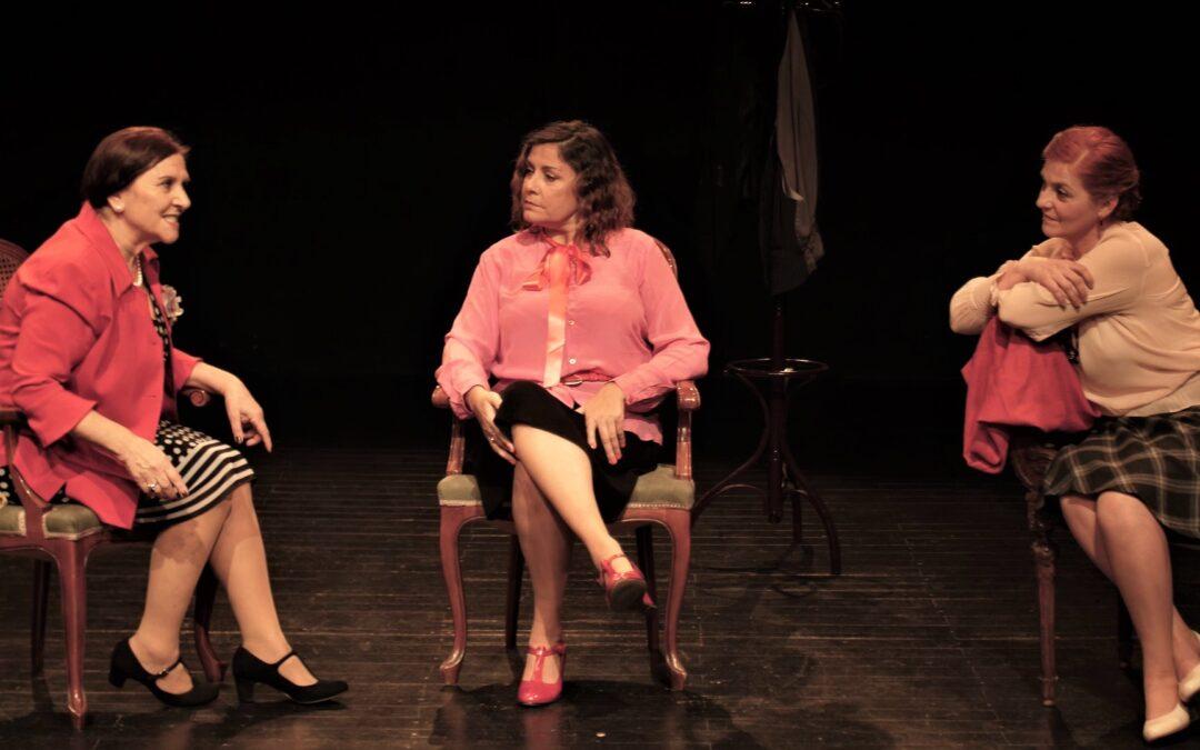 'La mitad olvidada. Mujeres del 27' subirá el telón del Teatro F. García Lorca