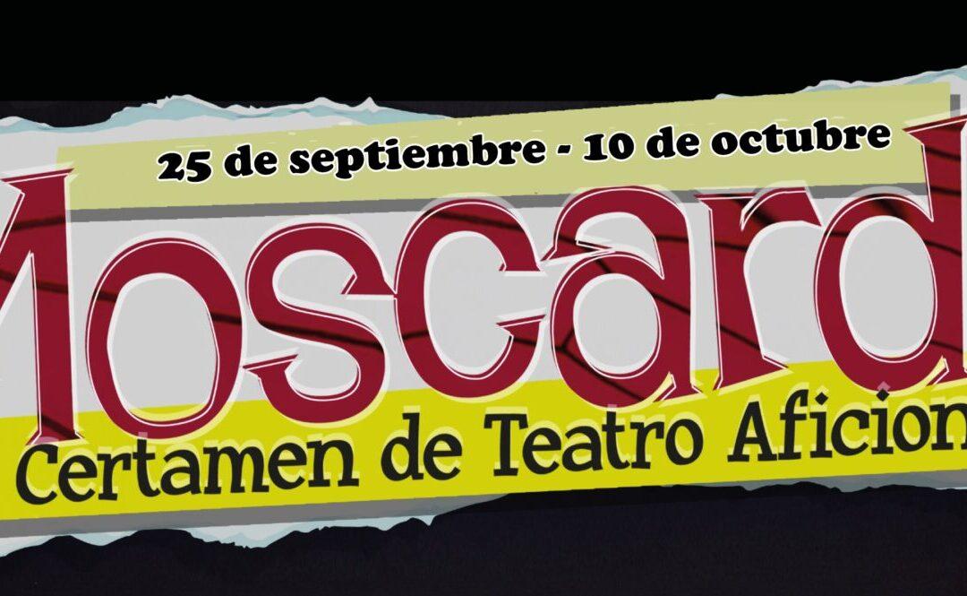 Comienza la 'cuenta atrás' para la vigésima edición del Certamen de Teatro Aficionado 'El Moscardón'
