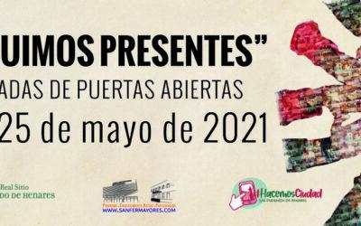 La Concejalía de Mayores organiza sus Jornadas de Puertas Abiertas bajo el lema 'Seguimos Presentes' con el objetivo de continuar dando visibilidad al colectivo