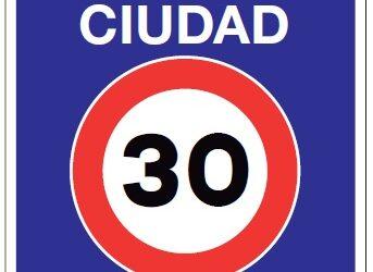 La Concejalía de Seguridad recuerda que entran en vigor nuevos límites de velocidad de aplicación en la localidad desde el pasado 11 de mayo