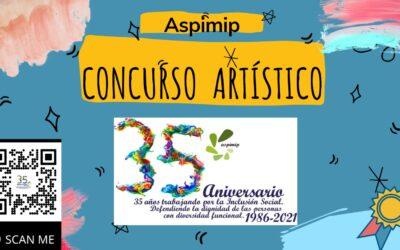 ASPIMIP pone en marcha un certamen artístico con motivo de su 35 aniversario