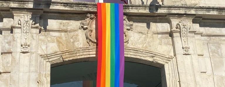 San Fernando de Henares se une a la conmemoración por el Día Internacional del Orgullo LGTBI que se celebra el próximo 28 de junio