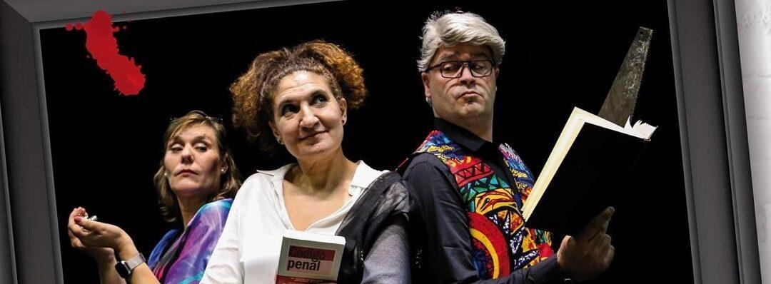 Demontre Teatro subirá el telón para 'Un pequeño asesinato sin consecuencias'