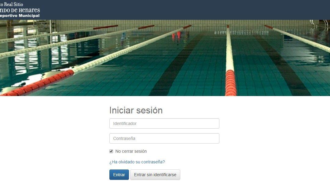 La Concejalía de Deportes pone en marcha una plataforma 'online' para la compra de entradas o el alquiler de pista