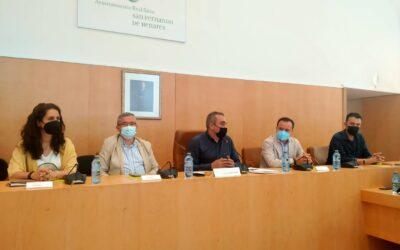 El Ayuntamiento de San Fernando de Henares acoge una reunión de alcaldes/as para establecer una alianza por la recuperación del río Jarama