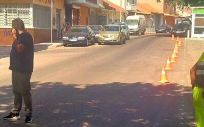 La calle Huerta dispondrá de 20 plazas más de aparcamiento y de un nuevo paso de peatones