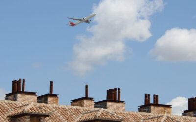 El Ayuntamiento de San Fernando de Henares continúa defendiendo el derecho al descanso de los/as vecinos/as y exigiendo el cumplimiento de la rutas aéreas