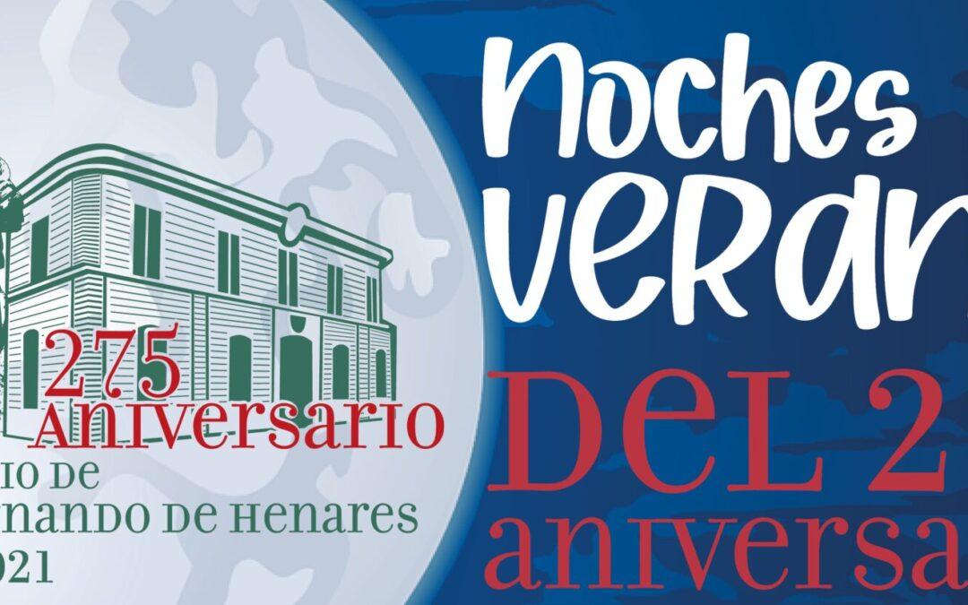 La plaza de España acogerá el ciclo de conciertos estivales 'Noches de Verano', enmarcado en las actividades con motivo del 275 aniversario de la fundación de la ciudad