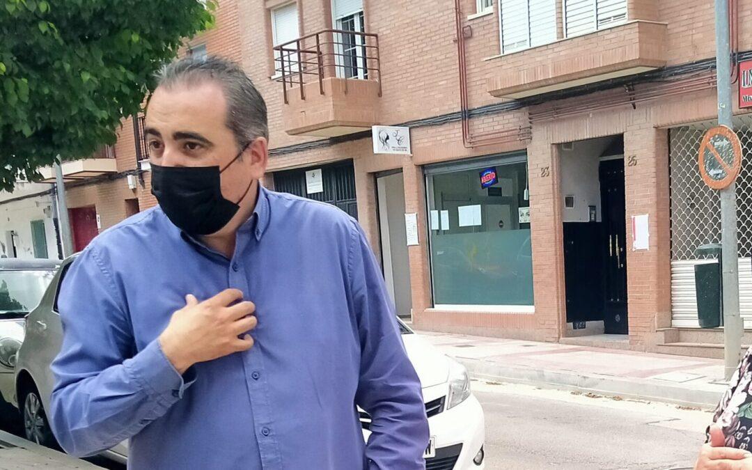 """Javier Corpa, alcalde de San Fernando de Henares: """"La Comunidad de Madrid debe tomarse más en serio este grave problema, poniendo 'negro sobre blanco' y dando soluciones definitivas"""""""