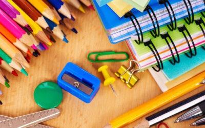 La Concejalía de Educación emprende el II Plan Municipal de Ayudas a las Familias para la Adquisición de Material Escolar en el curso 2021-2022