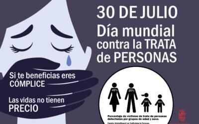 La trata de personas continúa afectando, mayoritariamente, a niñas y mujeres, con un 65% de víctimas identificadas durante el pasado año