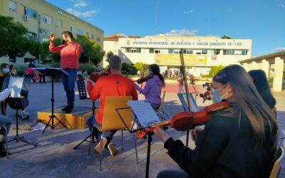 NOTA INFORMATIVA: Plazas disponibles en la Escuela Municipal de Música y Danza 'Joaquín de Luz'