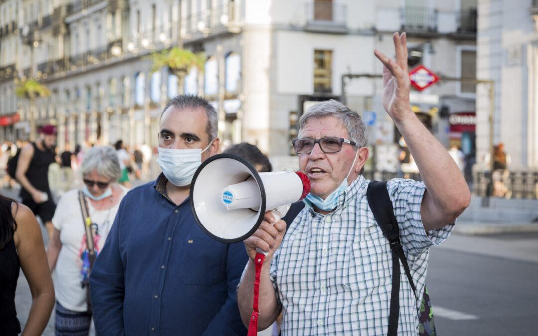 El alcalde de San Fernando de Henares, Javier Corpa, inicia una ronda de reuniones con los/as portavoces de los grupos parlamentarios en la Asamblea de Madrid con el objetivo de trasladar la grave situación de las viviendas afectadas por Metro y sobre la importancia de un Plan Integral para dar respuesta a todos los problemas originados por esta infraestructura