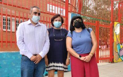 Cerca de 3.000 niños/as inician el nuevo curso escolar en los siete colegios públicos de San Fernando de Henares tras una intensiva 'puesta a punto' de los centros educativos