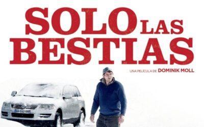 Continúa 'Jueves de Cine' de la mano de 'Solo las Bestias'