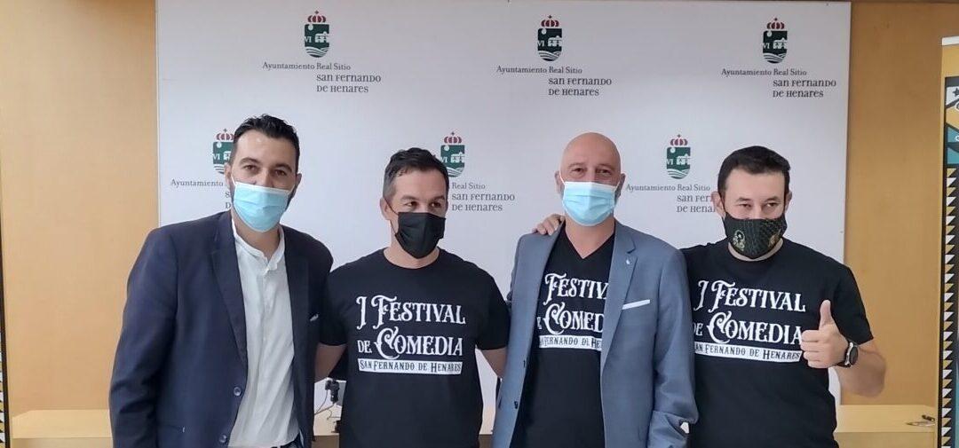 Comienza la 'cuenta atrás' para el 'I Festival de la Comedia', una iniciativa pionera que llevará sobre las tablas locales a los mejores humoristas del panorama nacional