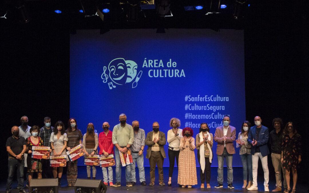 GALERÍA GRÁFICA: Gala de clausura 'El Moscardón'