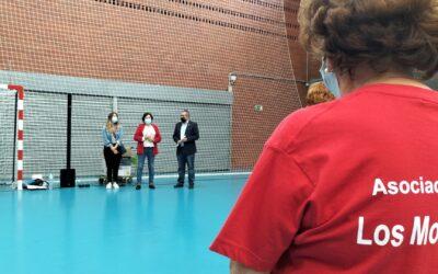Cerca de 200 mayores realizan actividades físicas en el Pabellón Deportivo M3, dando respuesta a un reclamo histórico del colectivo
